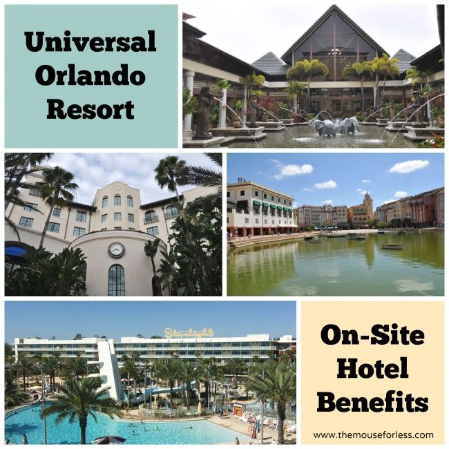 Because Staying At An On Site Hotel Is Absolutely The Best Way To Experience Universal Orlando Resort We Have Already Published A Ton Of Informati