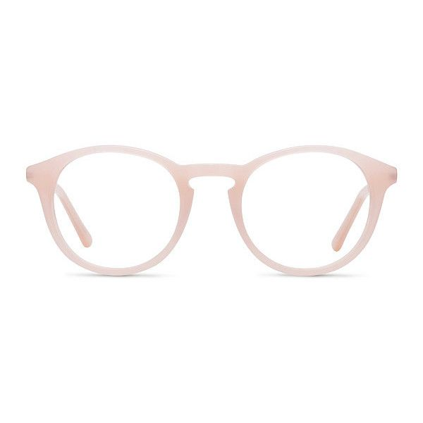 b954bc9c2d7 Women s White Moon - Pink round metal - 16575 Rx Eyeglasses (605 MXN ...