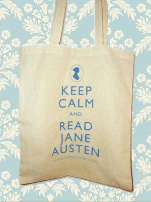Just in case you were feeling stressed about the lack of Austen in your life