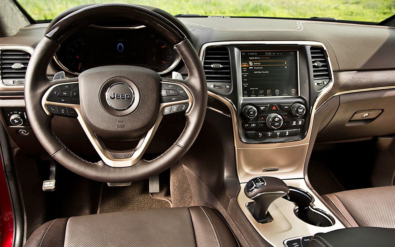 2014 Jeep Grand Cherokee Summit Eco Diesel Just Ordered This