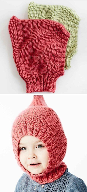 Photo of Babymütze – Free Knitting Pattern, #Baby #Free #Hat #Knitting #Pattern – Kinder…