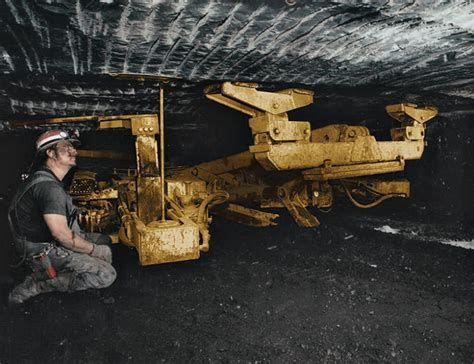 Image Result For Underground Coal Mining Equipment Roof
