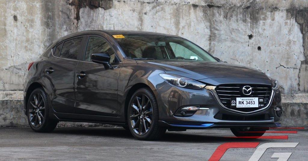 Welcoming The 2017 Mazda3 Sd In Machine Gray Into Our Long Term Test Fleet