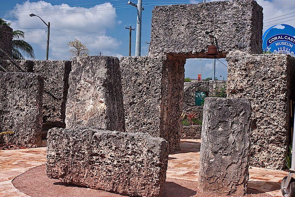 Image result for coral castle pinterest