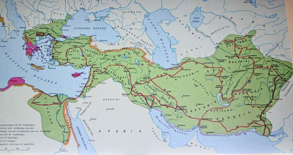 From Greece to India. Travels and Empire of Alexander the ... on map of eastern mediterranean, map of persian empire, crete greece, map of athens, olympic games in greece, delphi greece, map of persia, map of greece and surrounding areas, map of mediterranean sea, peloponnese greece, map of greece today, map of troy, map of roman empire, ithica greece, map of corinth greece, map of balkan peninsula, map of mesopotamia, map of modern greece, epirus greece, parthenon greece,