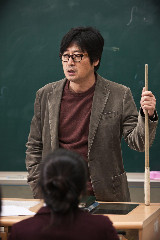 KIM Yun-seok in PUNCH (a k a  완득이, Wan-deuk Yi