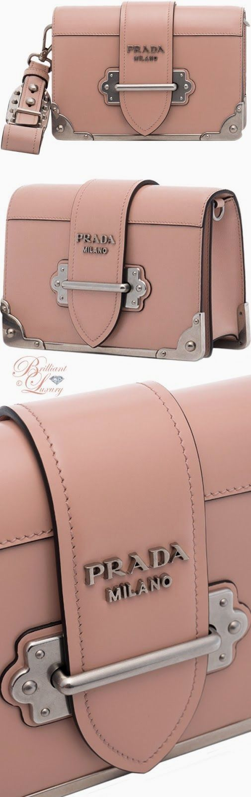 Brilliant Luxury Prada Cahier Mini Shoulder Bag Wow This Is Super Cute Probably In Another Color Soft Leather Handb Leather Handbags Bags Mini Shoulder Bag