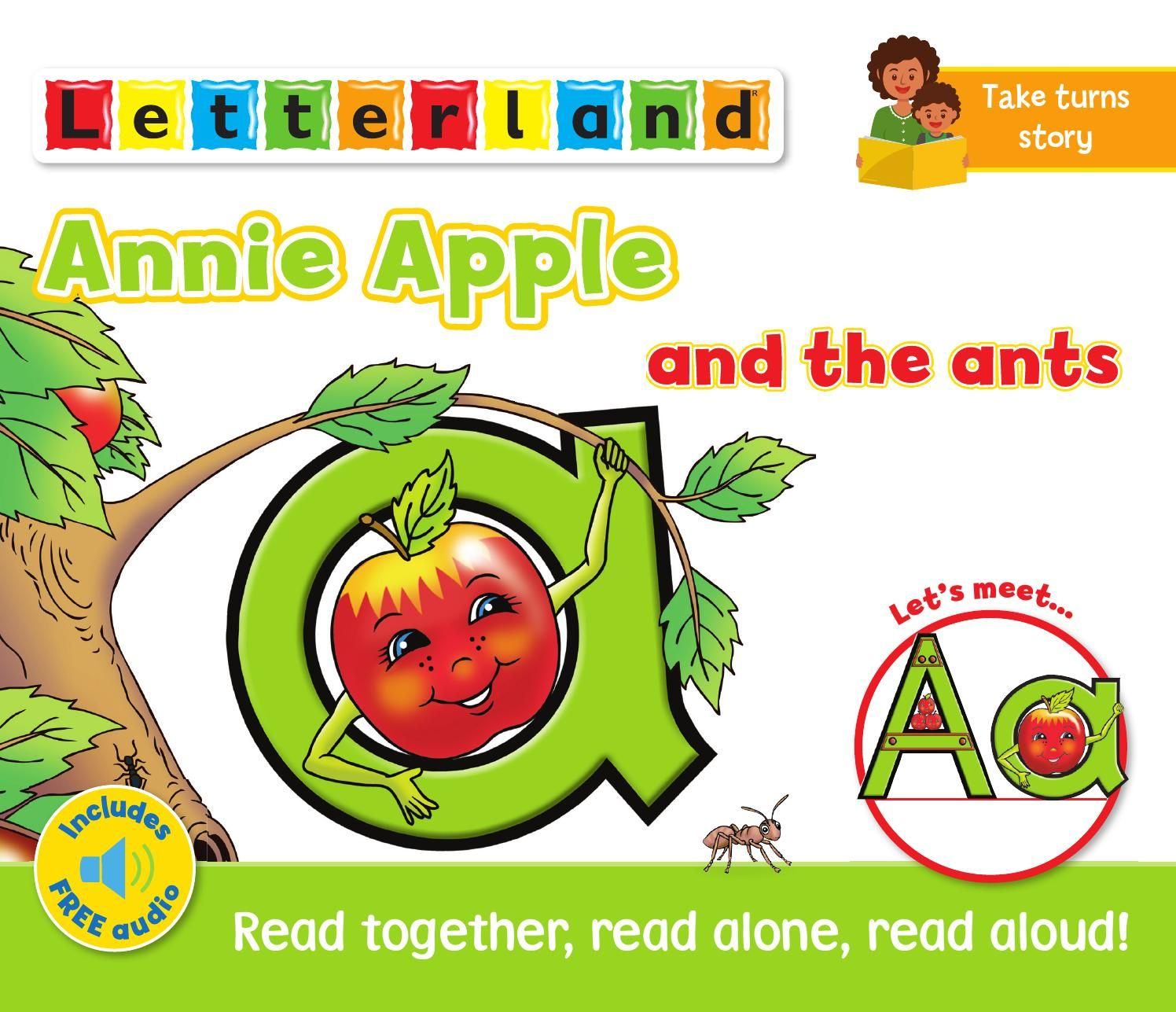 Annie Apple And The Ants In 2021 Reading Adventure Phonics Reading Storybook [ 1287 x 1496 Pixel ]