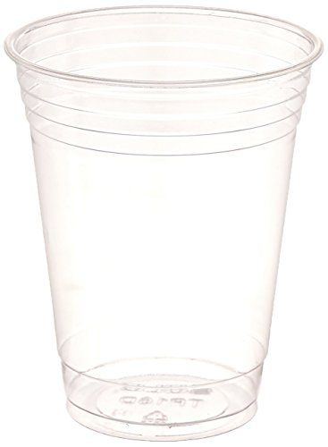 Solo Cup Company Plastic Party Cold Cups 16 Oz Clear 100 Pack Cold Cup Solo Cup Cup
