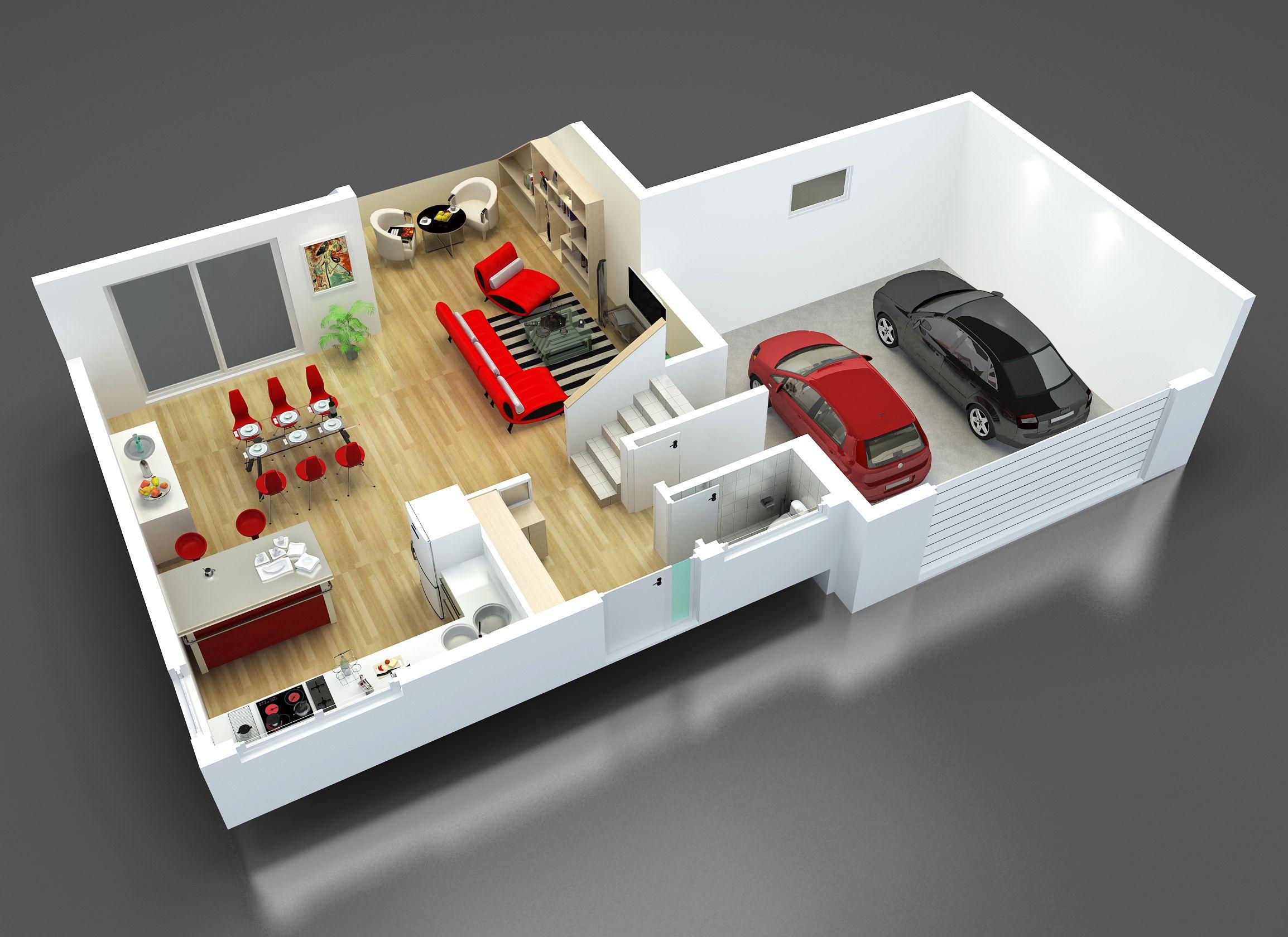 Modèle De Maison Libréa Présenté Sur ConstruireSaMaison.com