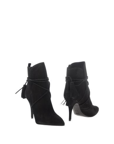 37904255d #schutz #shoes #ankle boot Black Ankle Booties, Leather Booties,