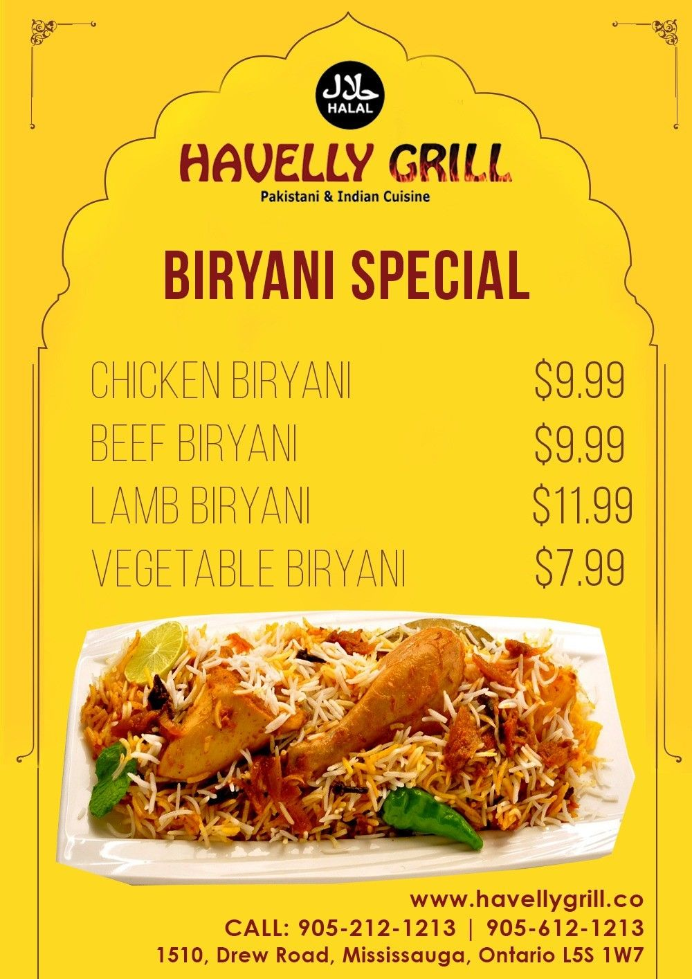 There Is Nothing Better Than Our Mouthwatering Biryani Join Us With Your Friends Family For Reservation More Info C Beef Biryani Biryani Indian Cuisine