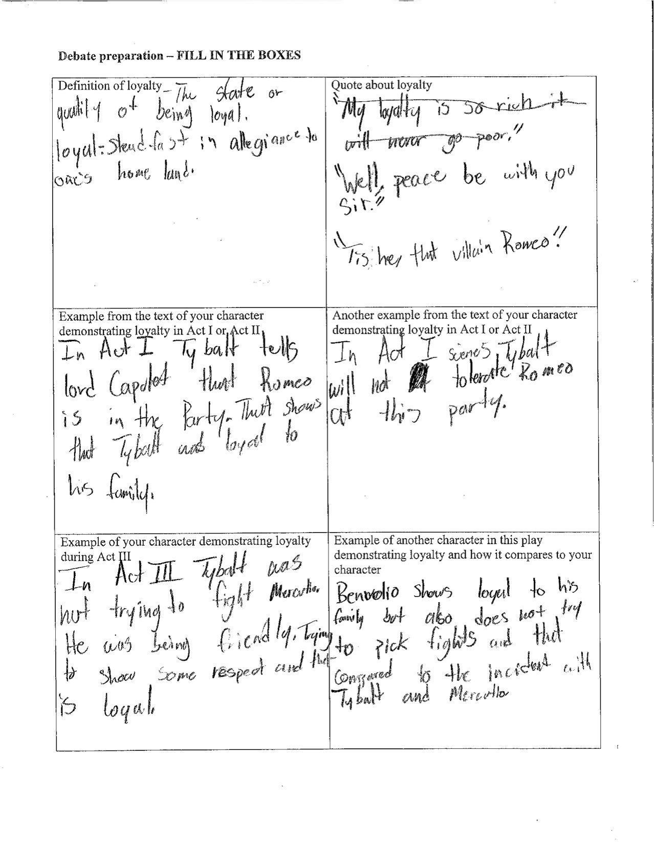 Quotes About Love From Romeo And Juliet Romeo And Juliet Unit Plan  English