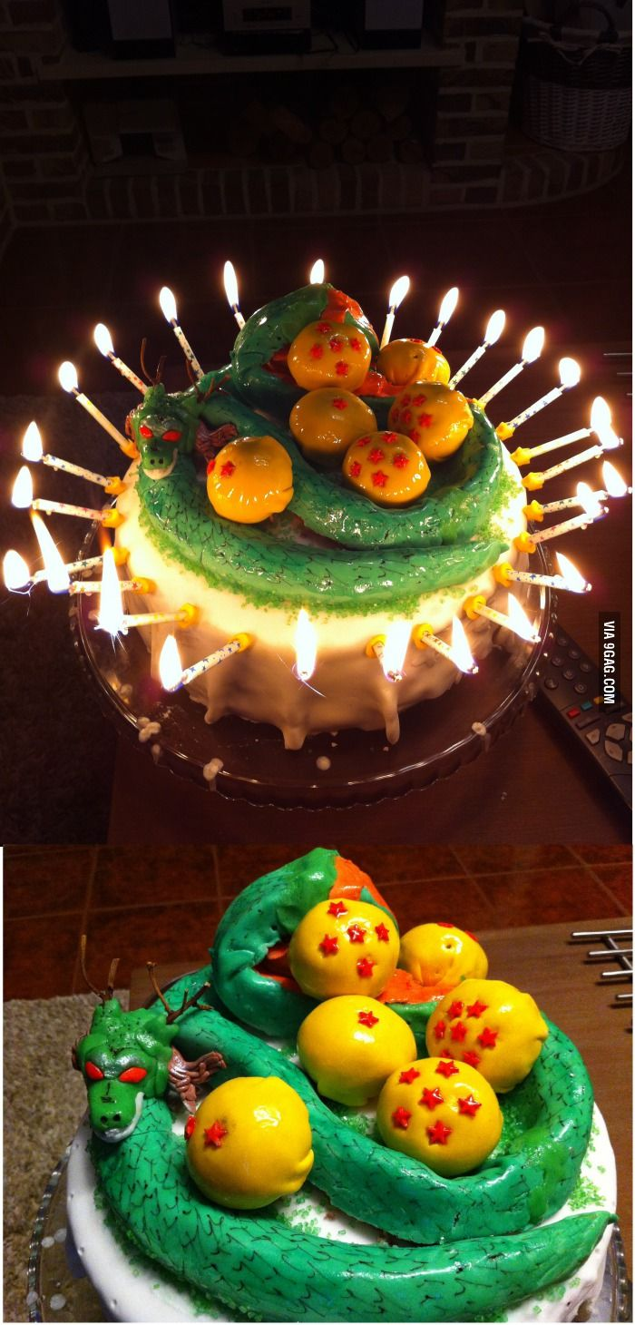 She Baked Me This Cake For My Birthday Maybe She S A