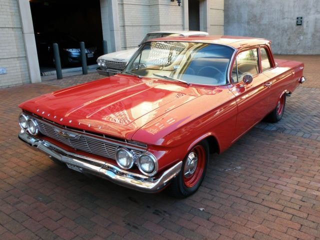 1961 Chevrolet Biscayne Bel Air Impala 5 Speed For Sale Photos