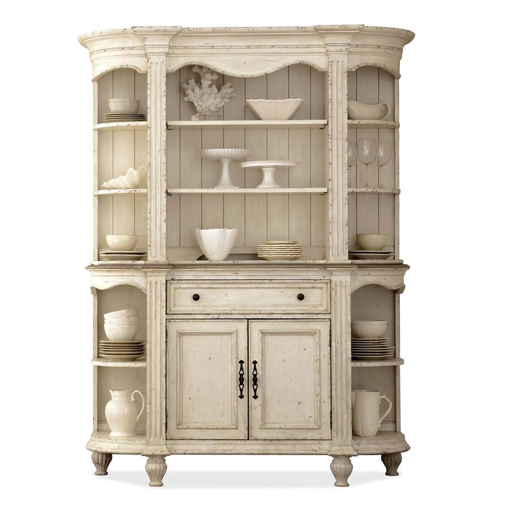coventry wood sideboard server with optional hutch by riverside