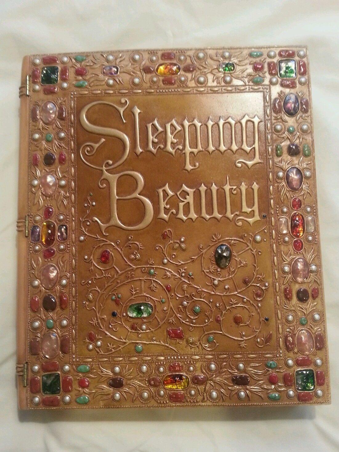 Sleeping Beauty Treasure Keepsake Storybook | Renaissance ...
