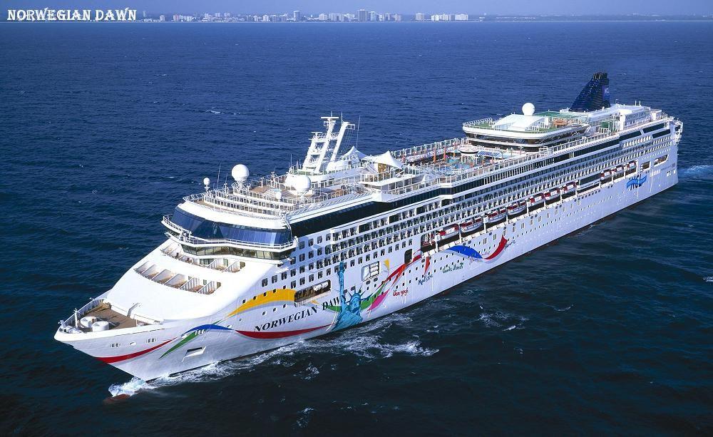 Norwegian Star Cruise Ship In Reykjavik Harbour Iceland - Cruise ship tonnage list