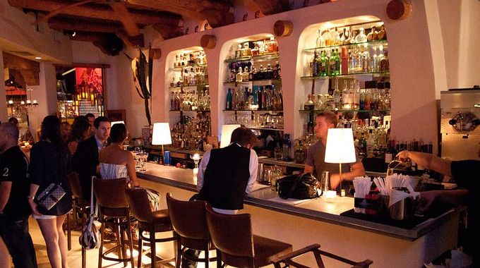 Agave Nyc Happy Hour Daily 4 7 Half Price Drinks And