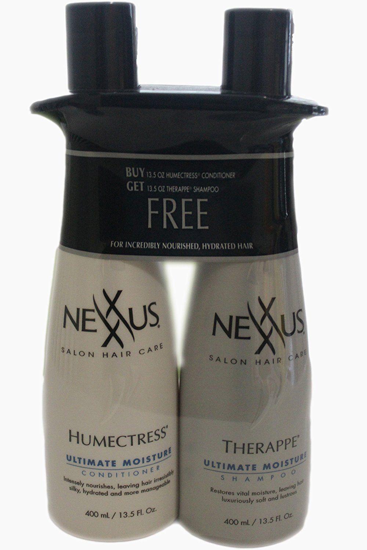 Nexxus Salon Hair Care Ultimate Moisture Shampoo Therappe
