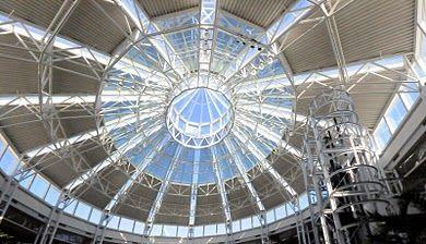 Lewisville Mall Texas Eiffel Tower Inside Lewisville Tower