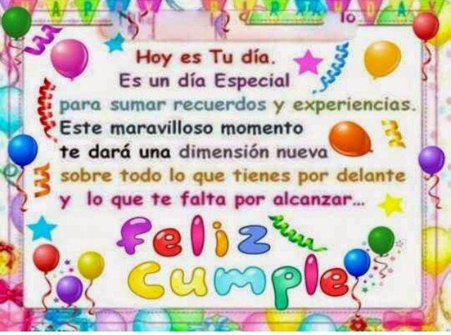 Feliz cumple Tarjetas de Happy Bday! Pinterest Happy birthday