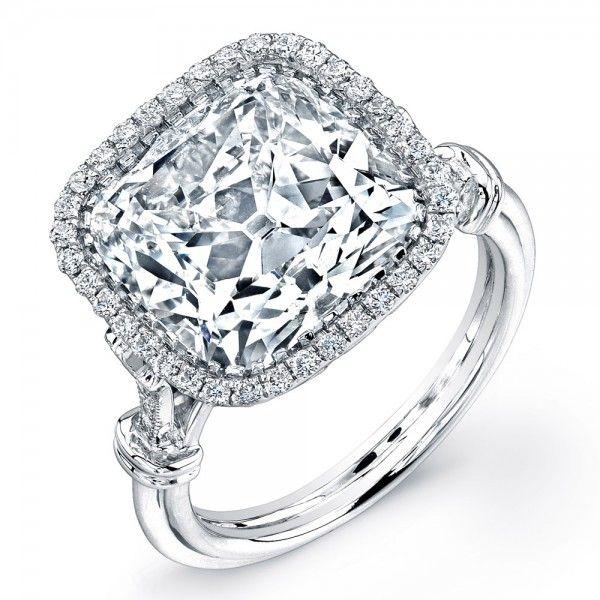 signature collection platinum ring lvs795 ultra
