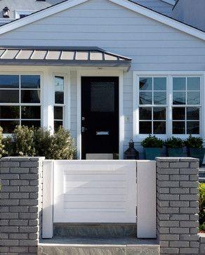 Elegant Street   Walkstreet Home   Traditional   Exterior   Los Angeles   Beach  House Design U0026 Development