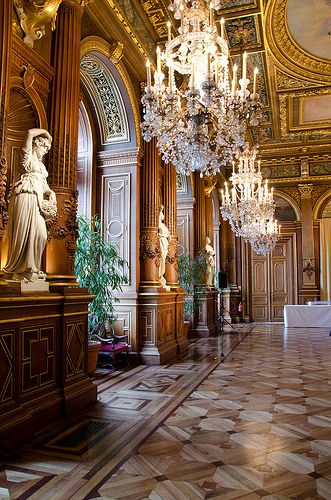 L Hotel De Ville De Paris In 2020 Paris Architecture Beautiful