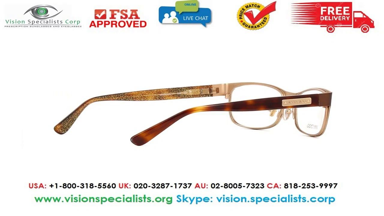d749914b96 Jimmy Choo JC111 ENG Glasses