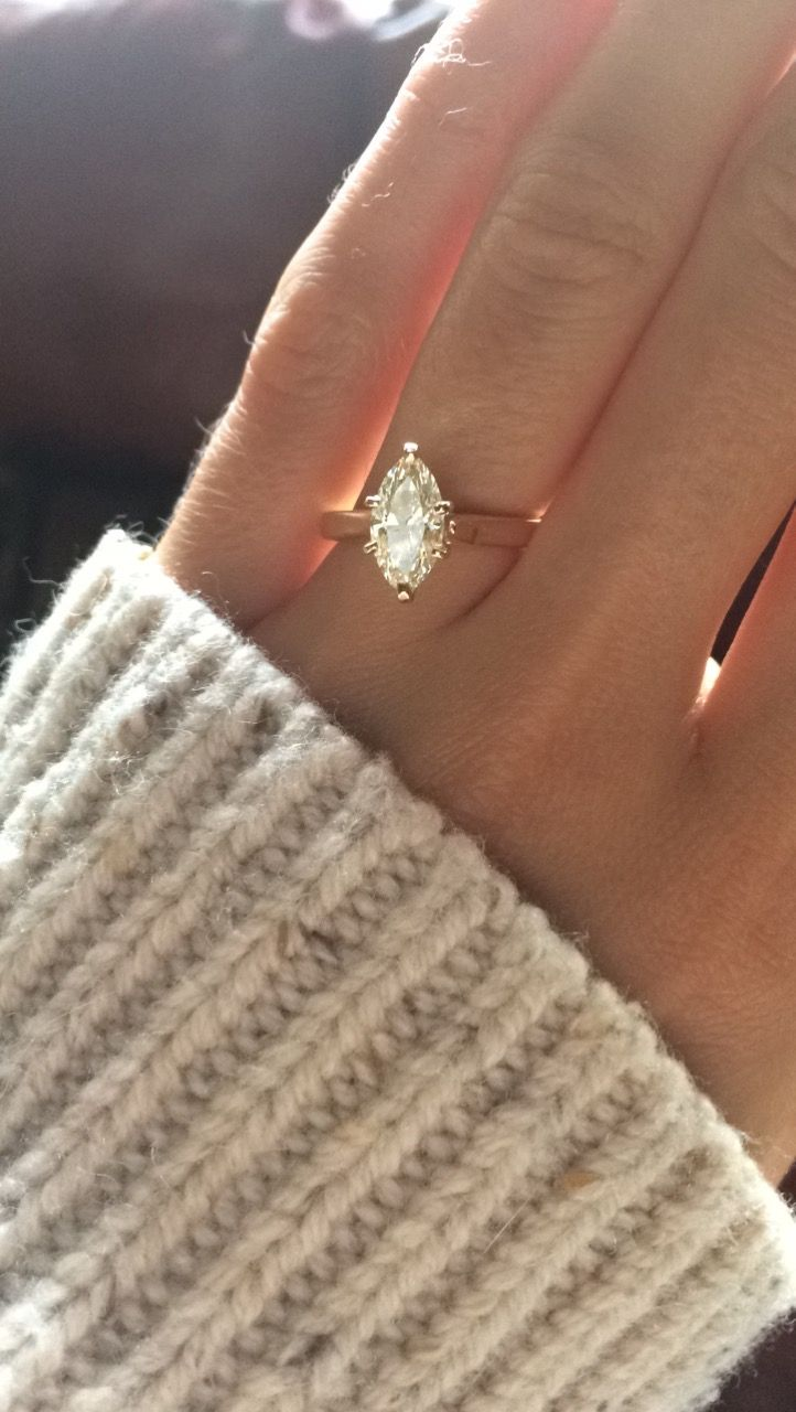 Beautiful 51 Simple and Beautiful Engagement Rings do you remember