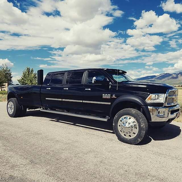 Exceptional Mega Cab 6 Door Ram 5500