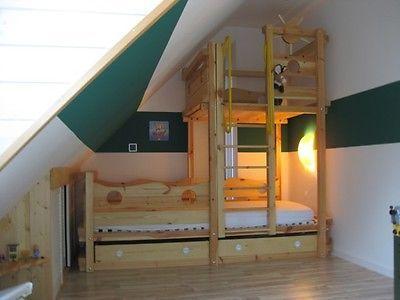 Etagenbett Abenteuerbett : Abenteuerbett von hapag lloyd kinderzimmer pinterest