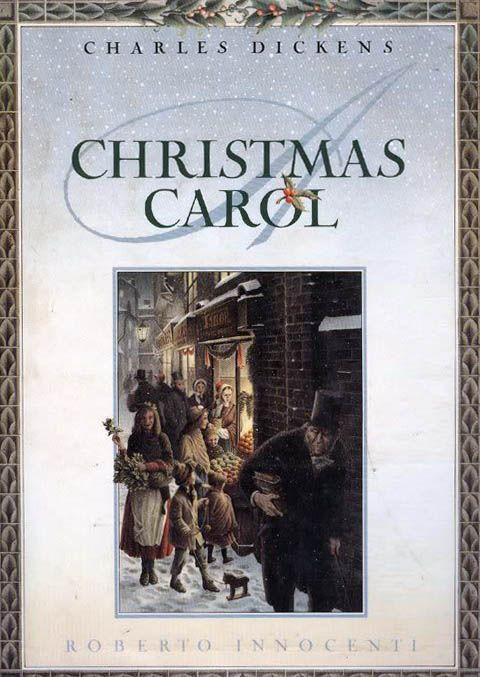 a christmas carol author charles dickens illustrator robert innocenti publisher eksmo - Author Of A Christmas Carol