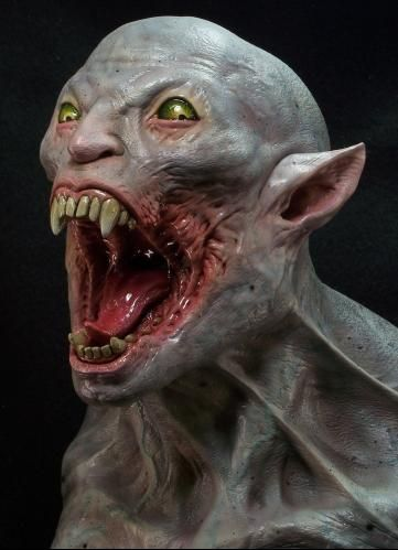 Joe Dunaway: Model Kit Buildups » Vampyre » swvamp