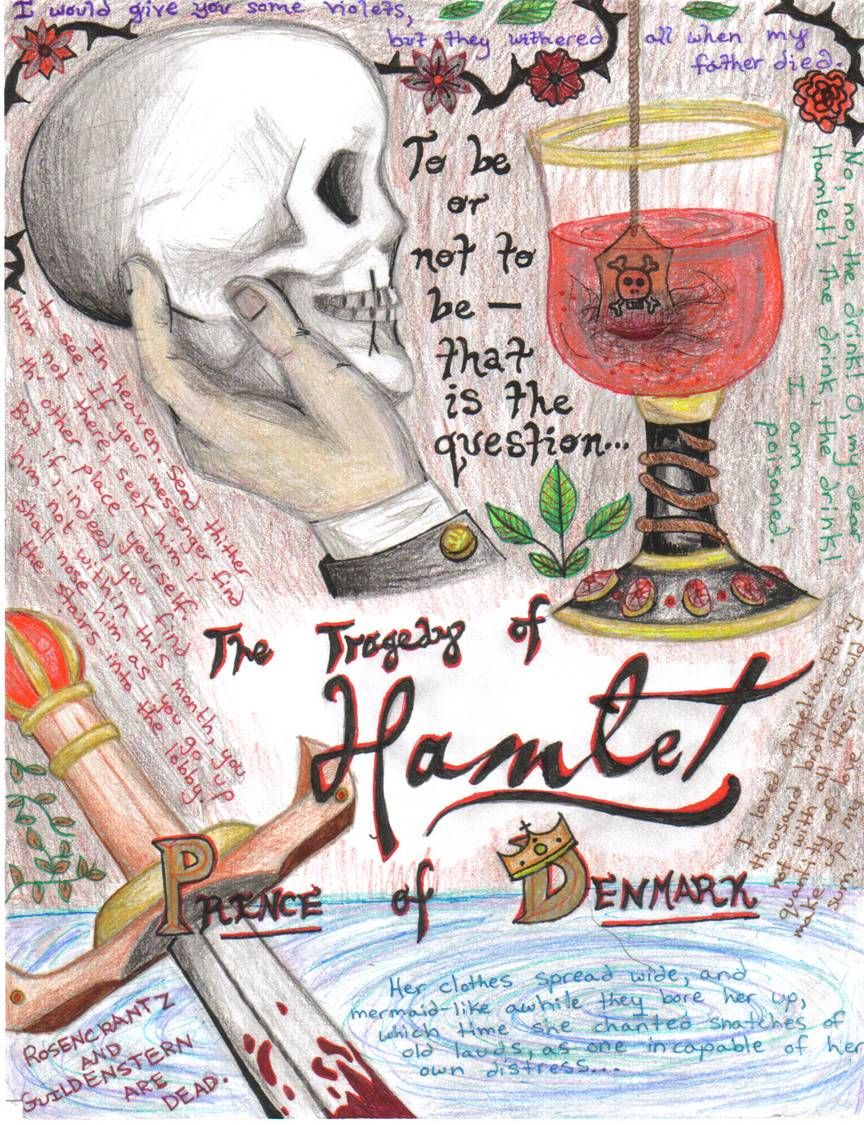 Hamlet By Blackink77 On Deviantart Teaching Shakespeare Love Soliloquy To Be Or Not Summary Sparknote Hamlet'