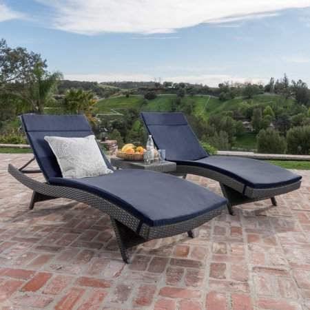 anthony logistics for men noble house 3 piece outdoor wicker lounge rh pinterest com