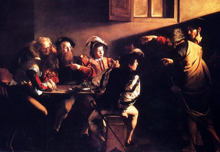 Where to admire Caravaggio in Rome