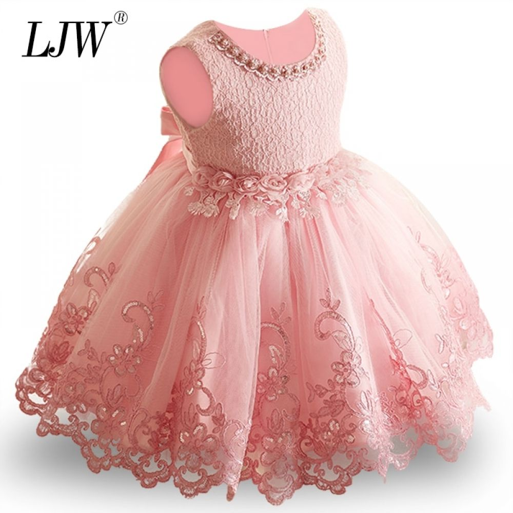 New Lace Baby Girl Dress By online shopping  Baby girl birthday