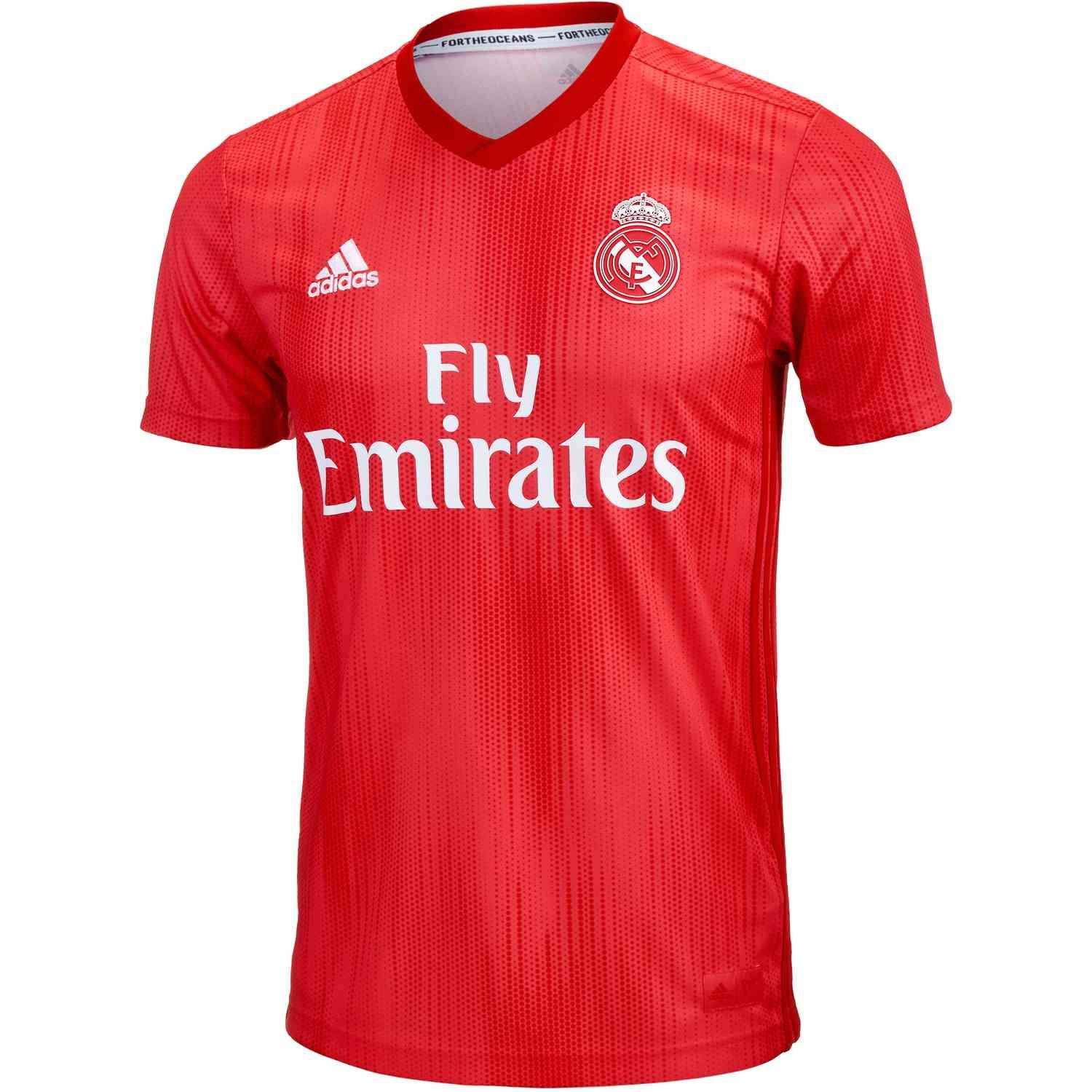 Shop for the 2018 19 Kids adidas Real Madrid 3rd Jersey today from SoccerPro . 31ac639b3