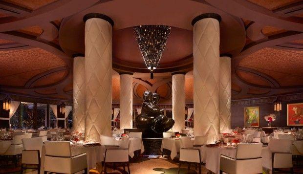 Las Vegas Club Decor Restaurant Interior Design Of Botero