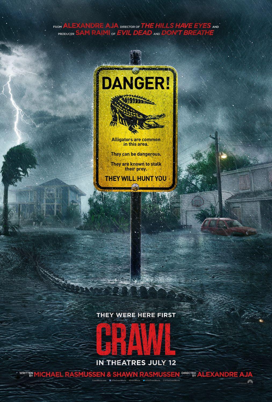 Crawl Poster Películas Completas Ver Películas Peliculas En Español