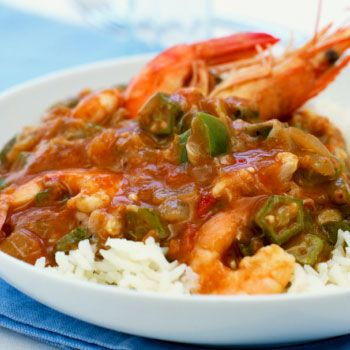 Easy Seafood Gumbo #chinesemeals