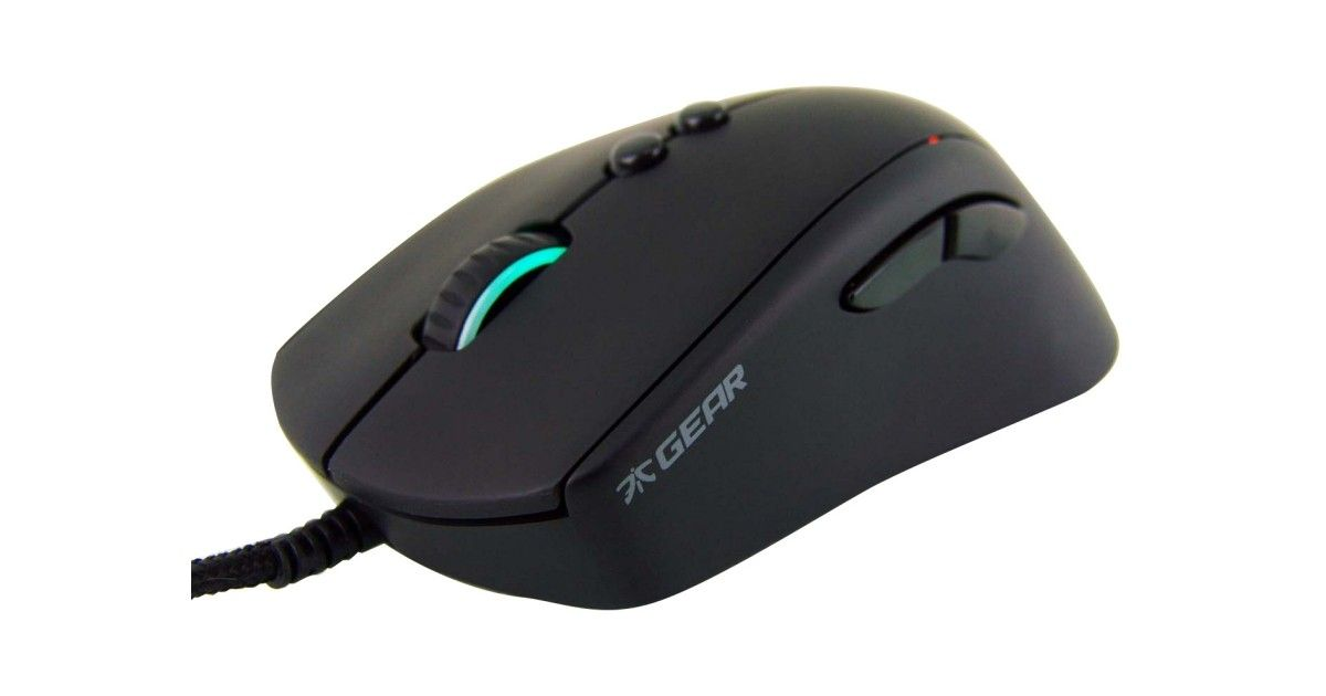 Fnatic Gear Clutch G1 Optical Gaming Mouse Review