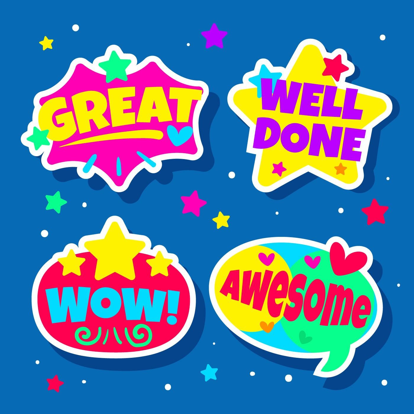 Download Teacher Reward Stickers Vector Art Choose From Over A Million Free Vectors Clipart Graphics Vector Ar Reward Stickers Teacher Stickers Kids Rewards
