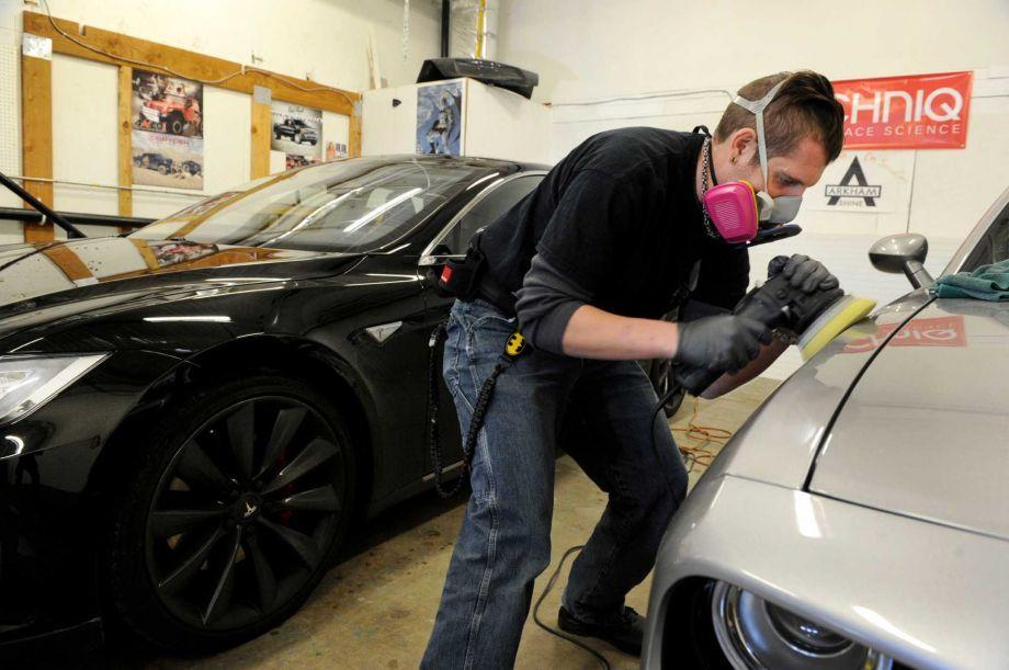 Auto Detailing & GTechniq Ceramic Coatings New Milford CT