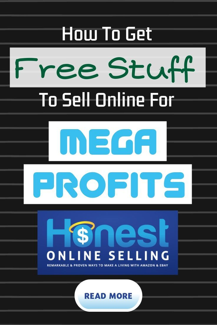Amazon seller success story Get free stuff, Things to