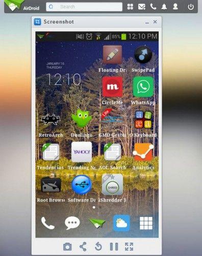 Cómo PROYECTAR celular en PC (ver pantalla (con imágenes