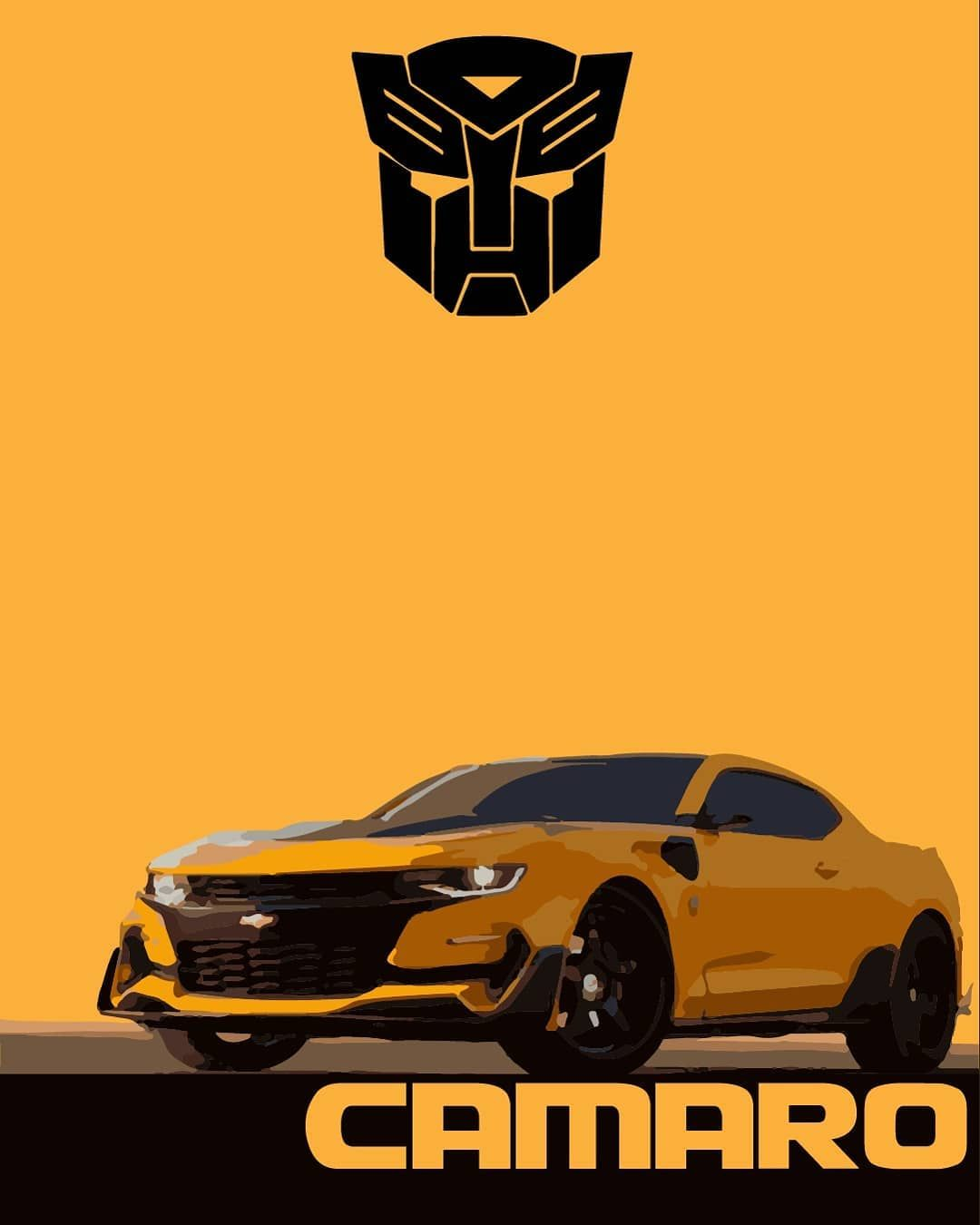 Transformers 3 Bumblebee Car Wallpaper Cars Movie Camaro Chevrolet Camaro