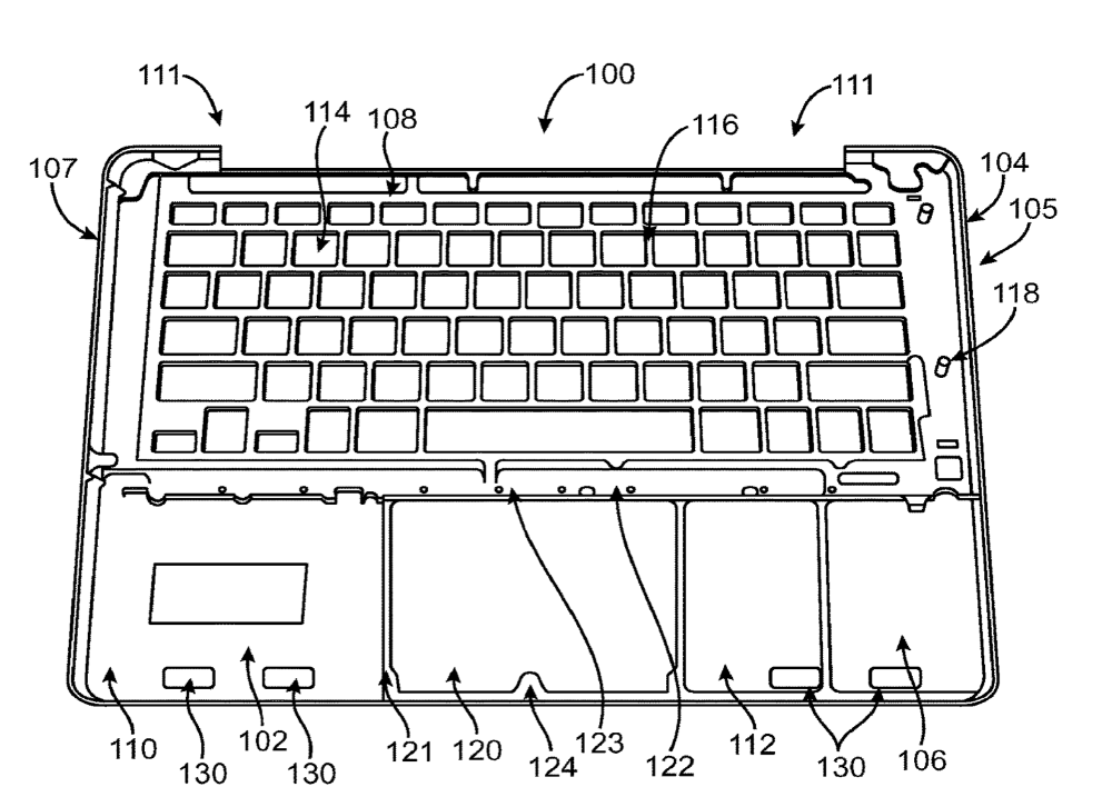 Apple may be working on an iPad keyboard with integrated